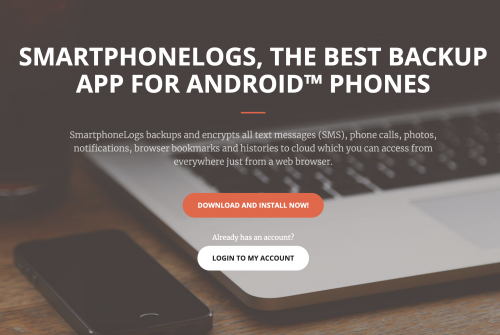 Pembayaran Smartphonelogs Aplikasi Backup Android